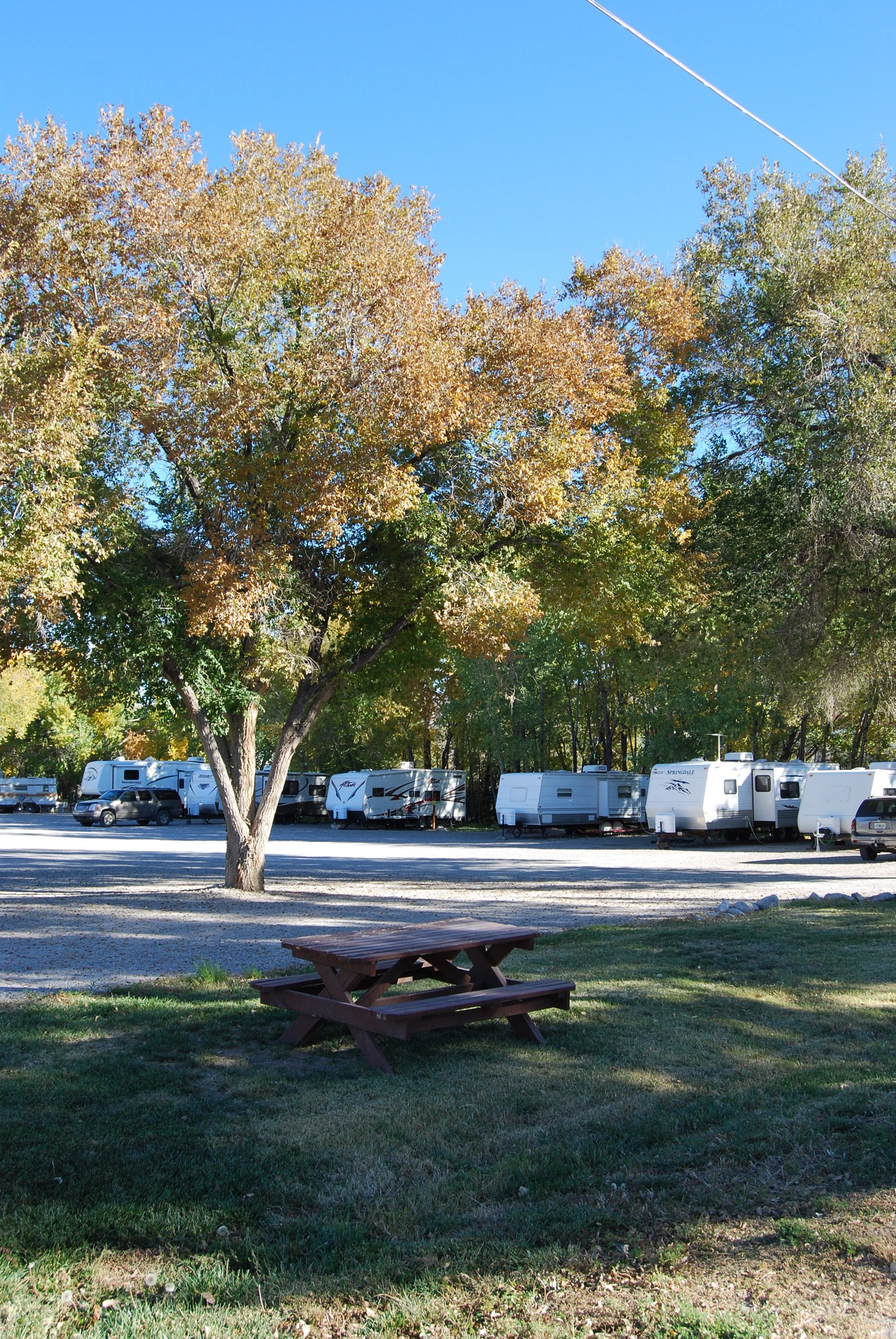 Picketts RV Park | Alamo, NV